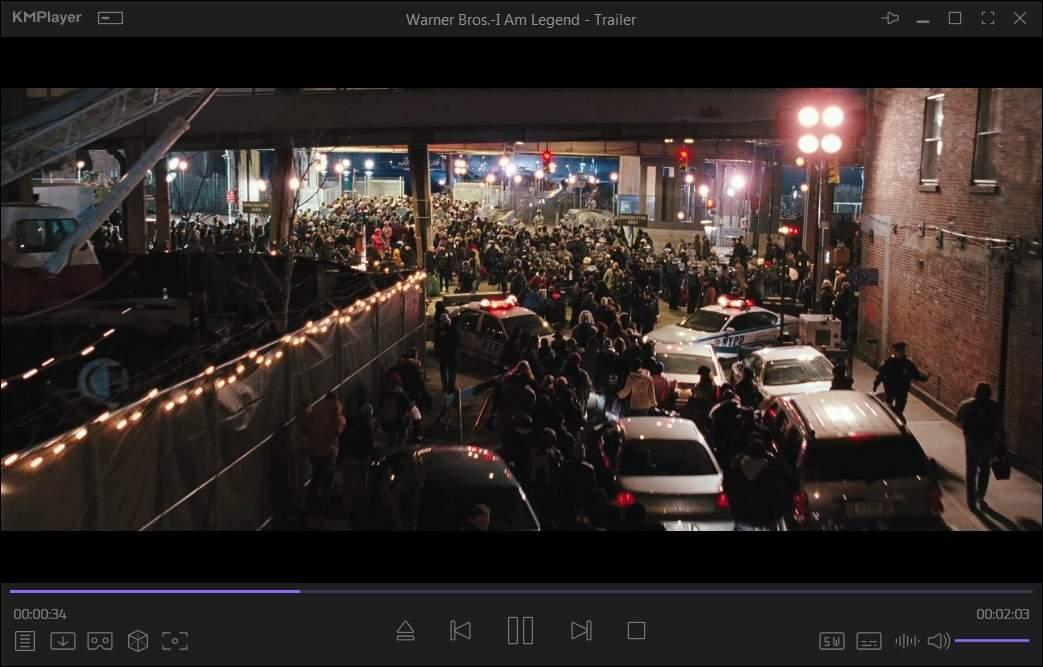KMPlayer Screenshot